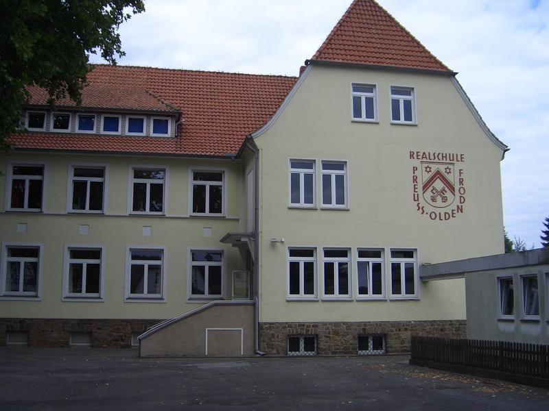 Realschule Preußisch Oldendorf