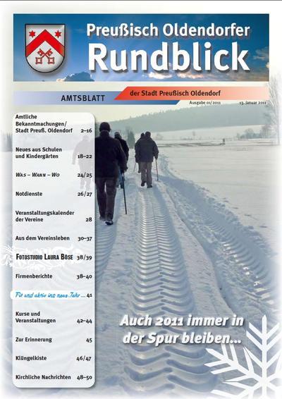 Rundblick 1-2011