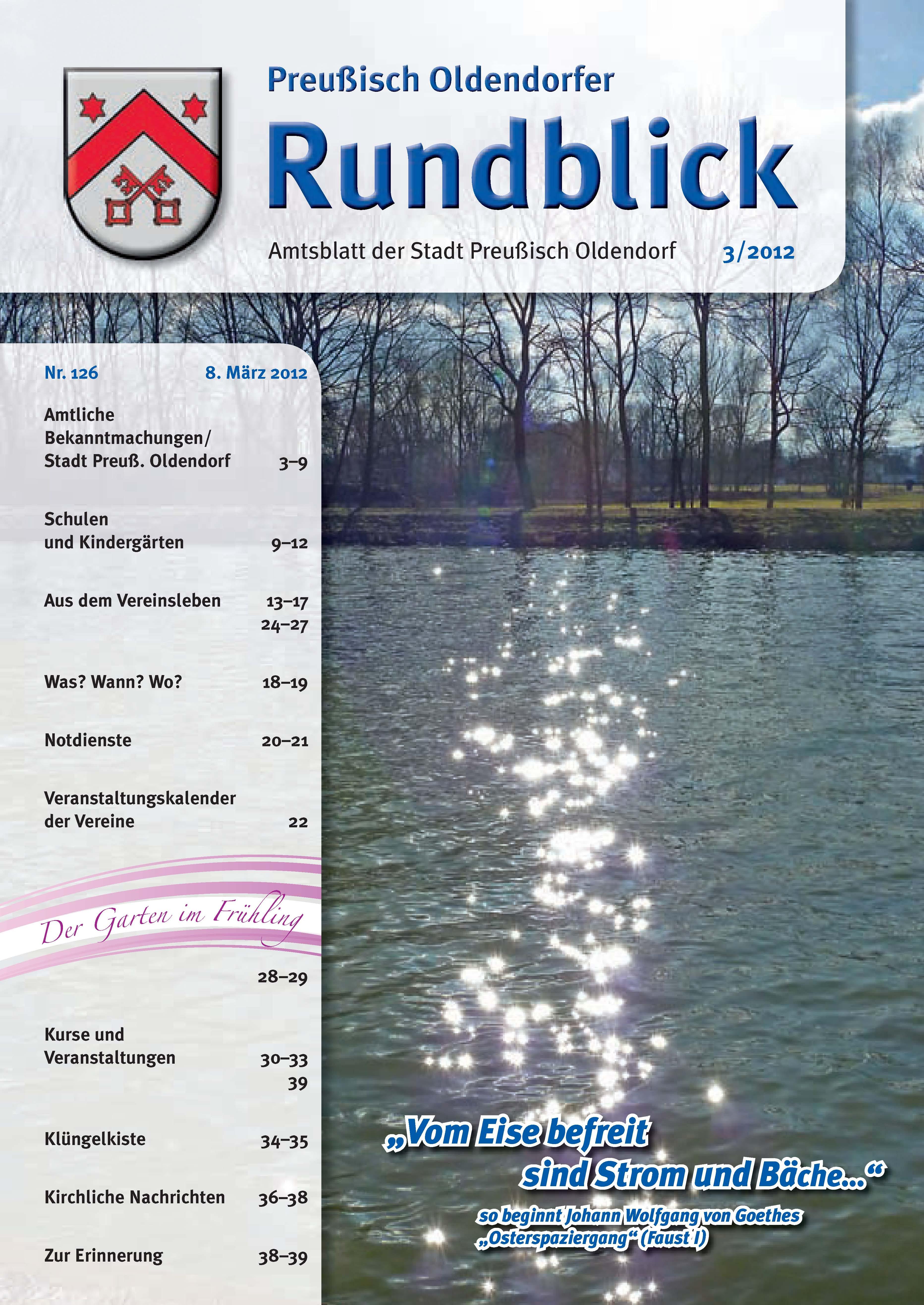 Rundblick 3-2012 Titel