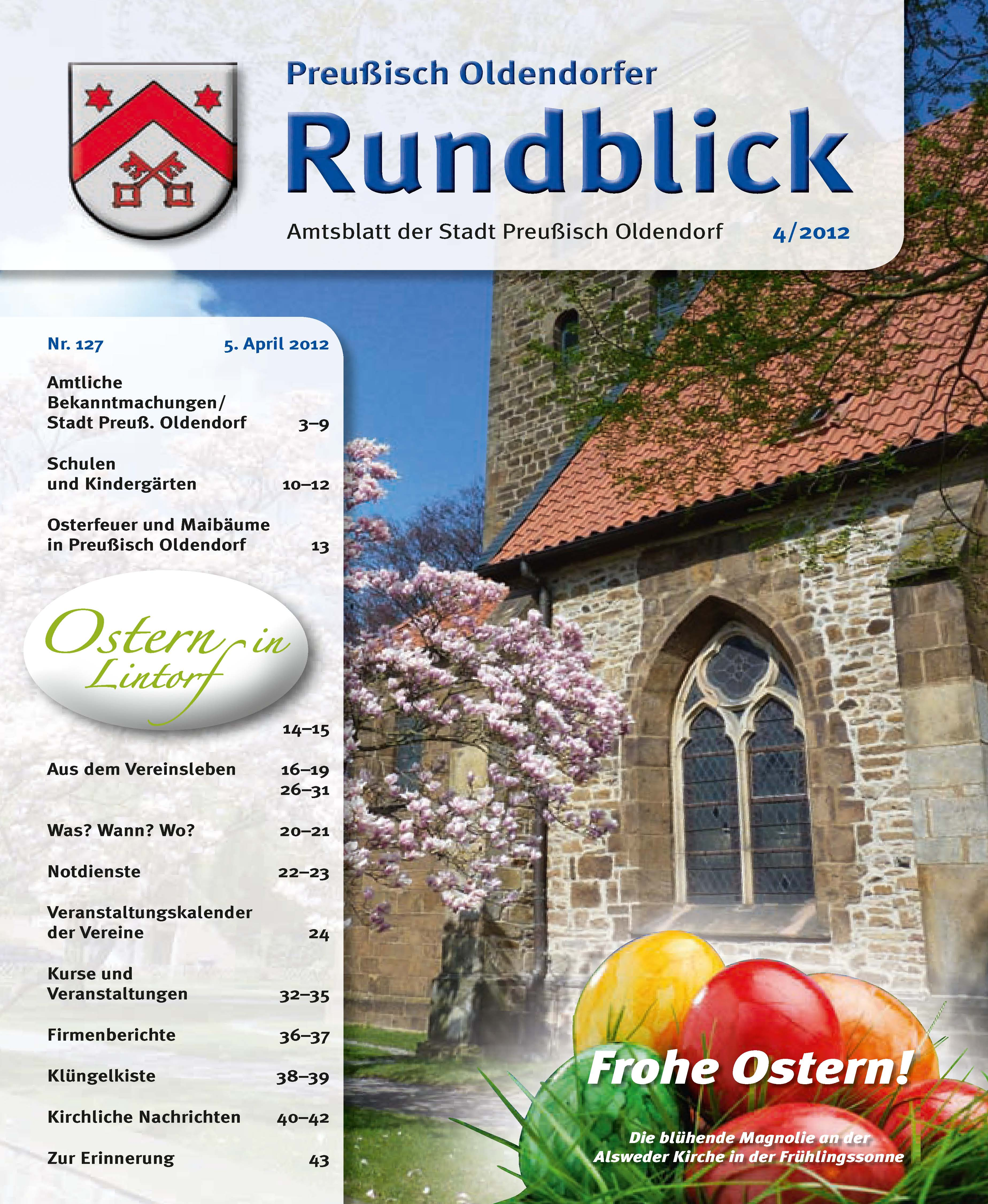Stadt Preußisch Oldendorf