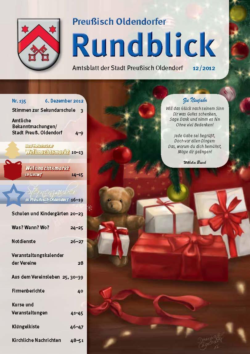 Rundblick 12-2012 Titel
