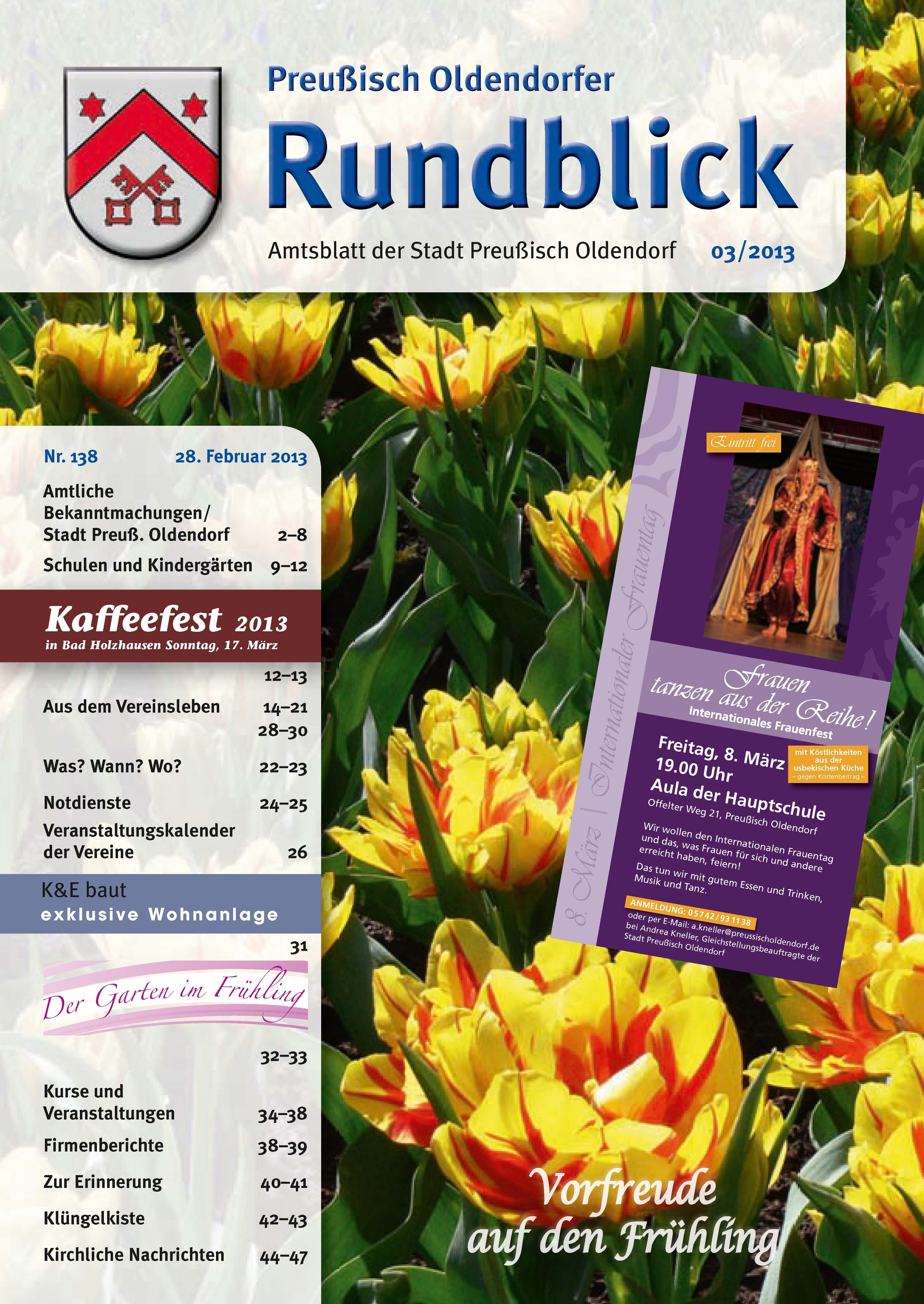 Rundblick 3-2013 Titel