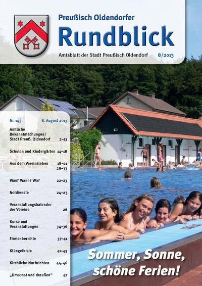 Rundblick 8-2013