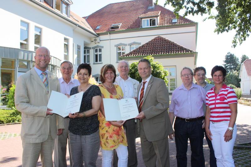 Heilbadbestätigung Oldendorf und Börninghausen