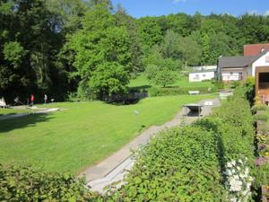 Boulebahn-Minigolfplatz Schweiz