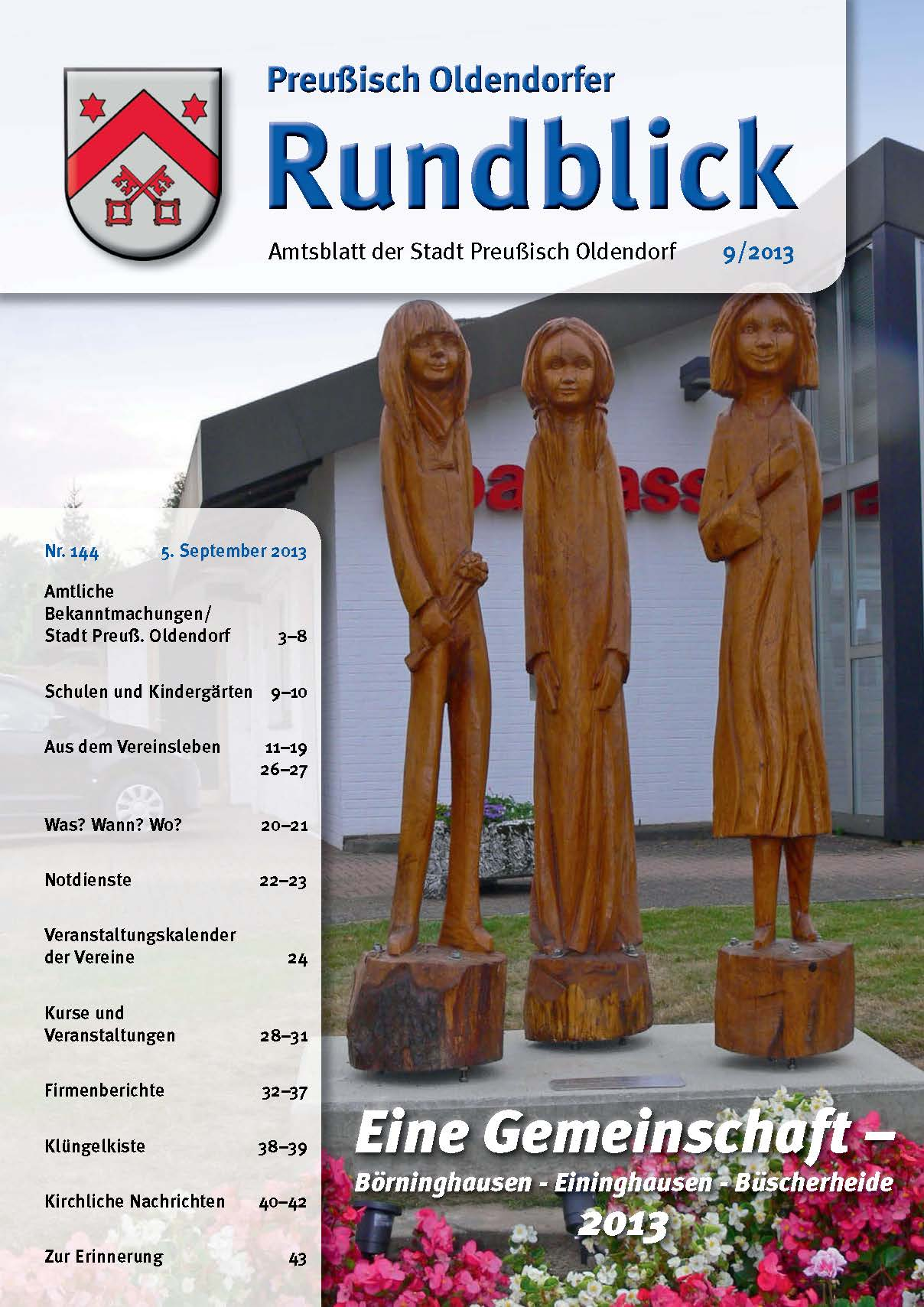 Rundblick 9-2013