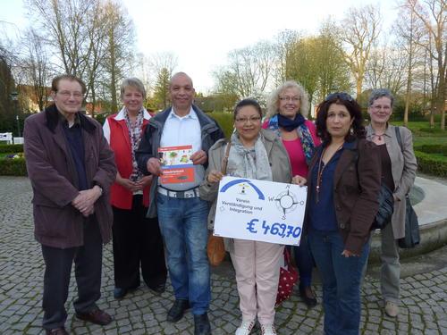Spendenübergabe Verein für Integration (3)