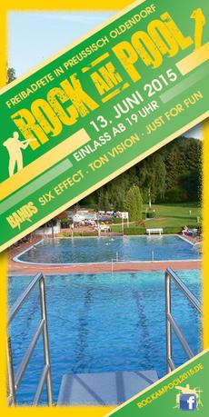 5201 Ratermann Flyer Rock am Pool