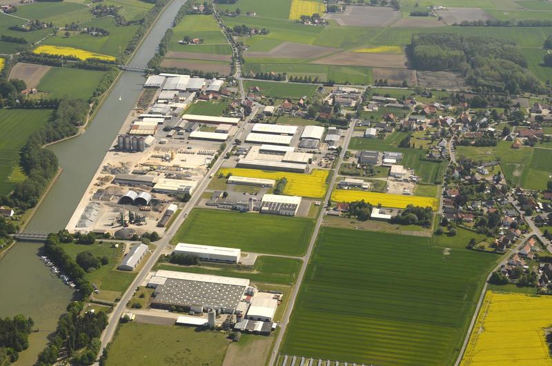 Getmold Industriegebiet