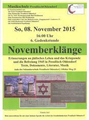 Novemberklänge Bild