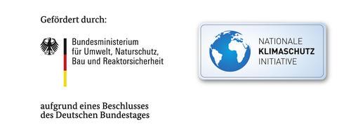 Logos Klimaschutzinitiative