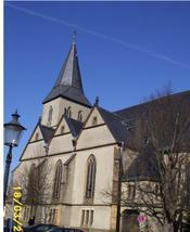 St.-Dionysius-Kirche Pr. Oldendorf