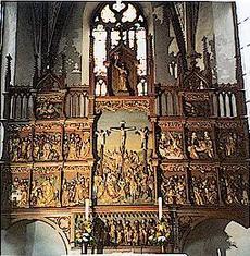 Passions-Altar Pr. Oldendorf